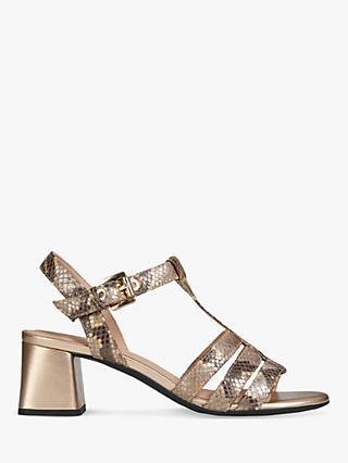 0038329920a Geox Women s Seyla T-Bar Sandals