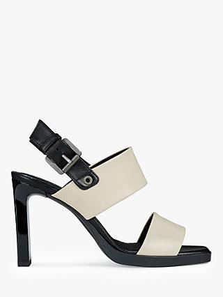 48c63e4a49a Geox Women s Jenieve Heeled Sandals