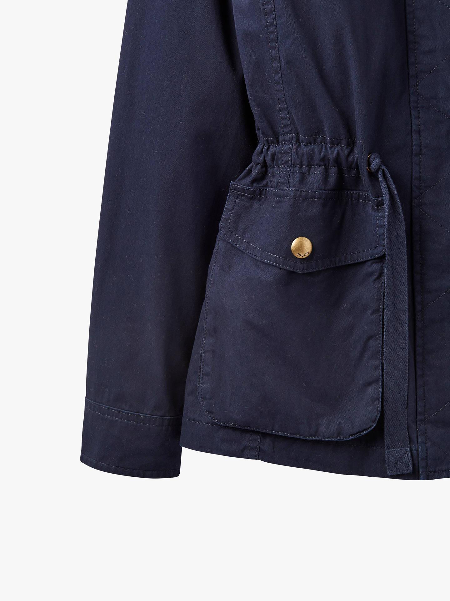 Joules 210082 Safari Jacket FRENCH NAVY
