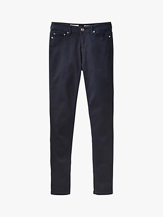 Joules Monroe Skinny Stretch Jeans, Blue/Black