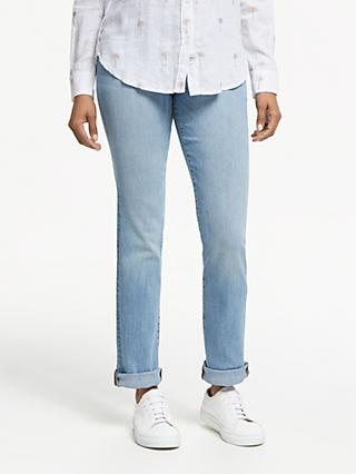 DL1961 Coco Mid Rise Straight Leg Jeans, Harris