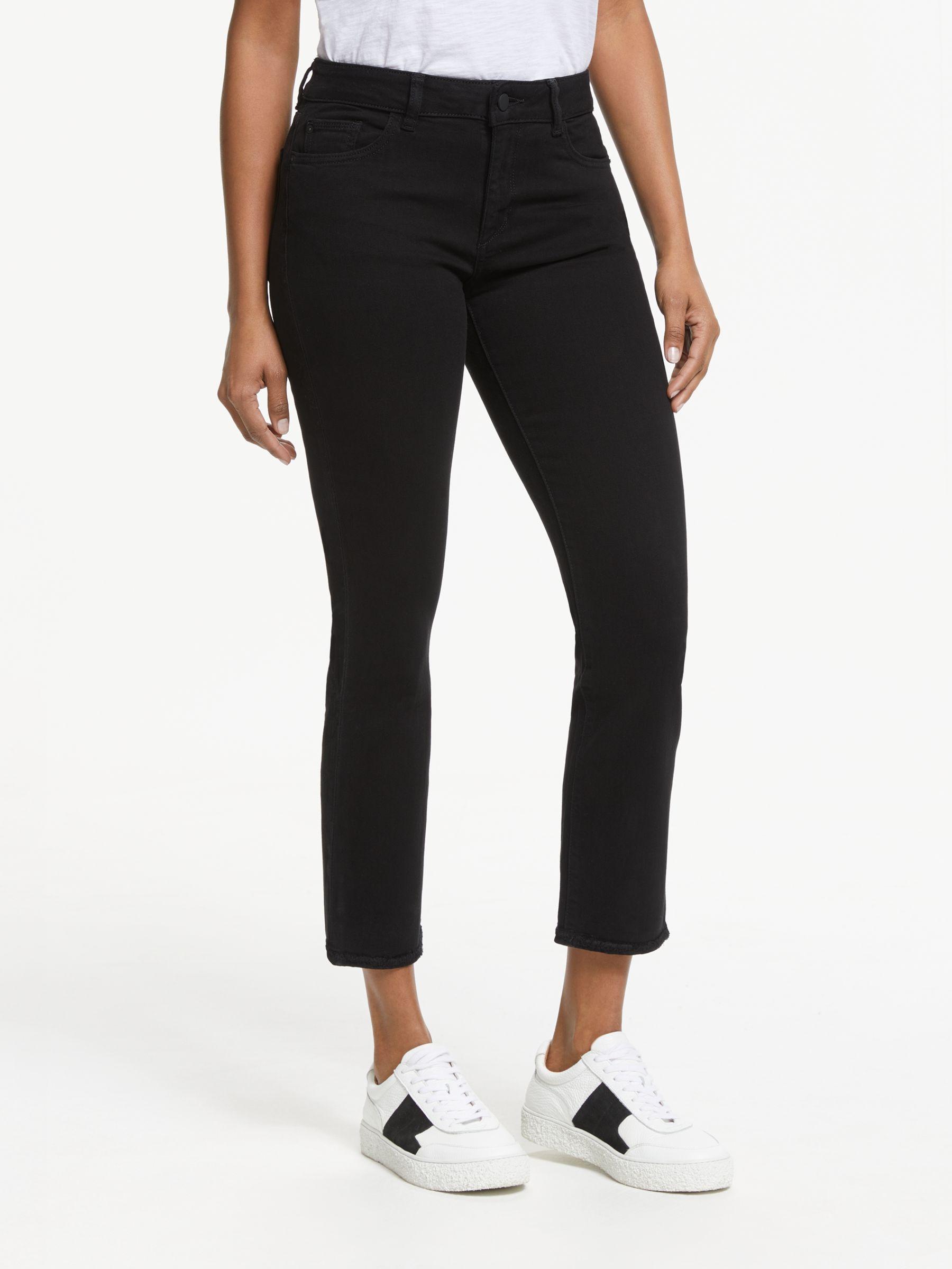 DL1961 DL1961 Mara Mid Rise Ankle Length Jeans, Concrete