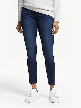 DL1961 Florence Mid Rise Cropped Skinny Jeans, Salt Creek 56e5e3dd243d