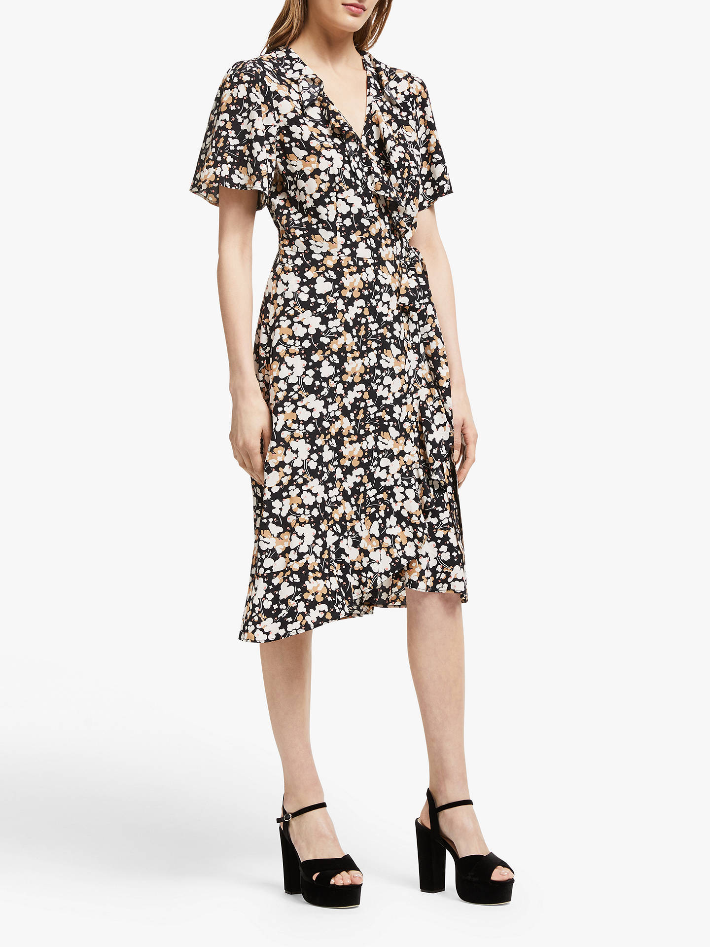 429b174aca72 Buy Somerset by Alice Temperley Dapple Apple Wrap Dress, Neutral, 10 Online  at johnlewis ...