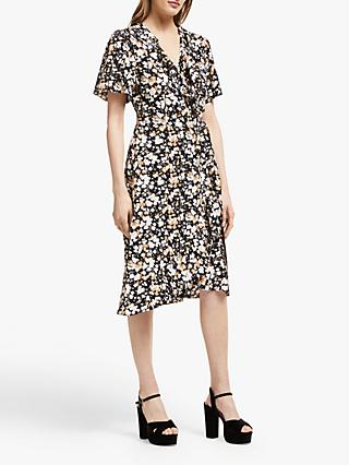 c81540e4 Somerset by Alice Temperley Dapple Apple Wrap Dress, Neutral