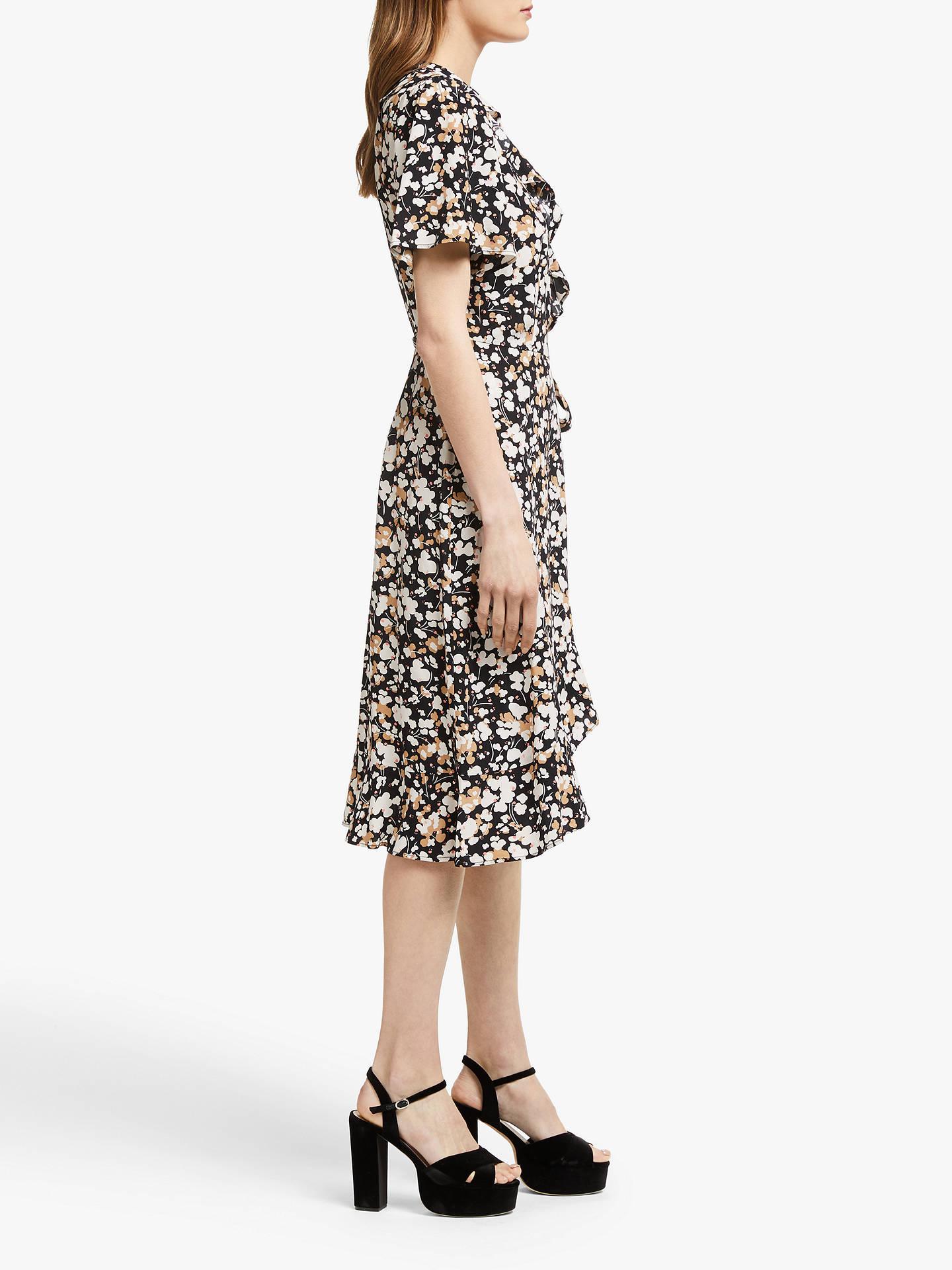 3d477c3308bb ... Buy Somerset by Alice Temperley Dapple Apple Wrap Dress, Neutral, 10  Online at johnlewis