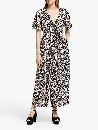 Somerset by Alice Temperley Dapple Apple Floral Jumpsuit, Multi