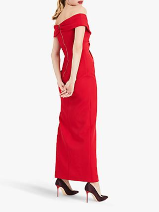 Phase Eight Marcelina Maxi Dress, Carmine
