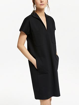 Winser London Natalie Pocket Detail Shift Dress