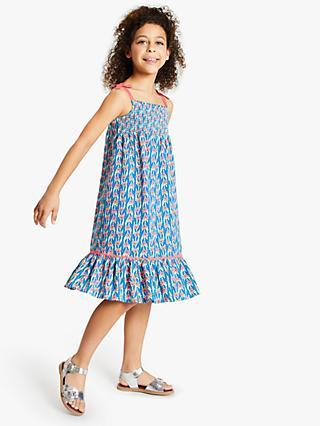 28fa13dfdd John Lewis   Partners Girls  Printed Dress
