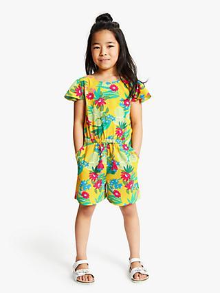 24da6fff5 Yellow | Girls' Dresses | John Lewis & Partners