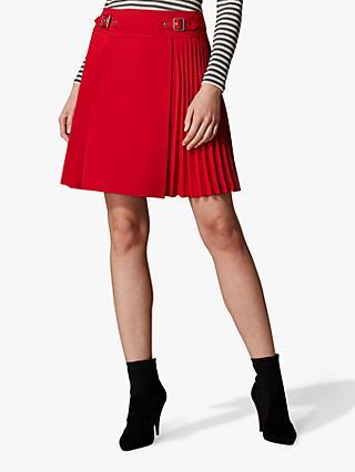 4f0b96486b1 Karen Millen Pleated Mini Skirt