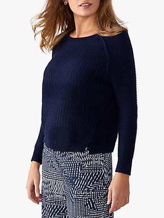 Pure Collection Cotton Jumper