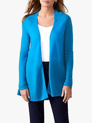 Pure Collection Gassato Cashmere Swing Cardigan bd56419c9