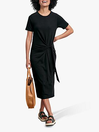 hush Susanna Knot Waist Dress