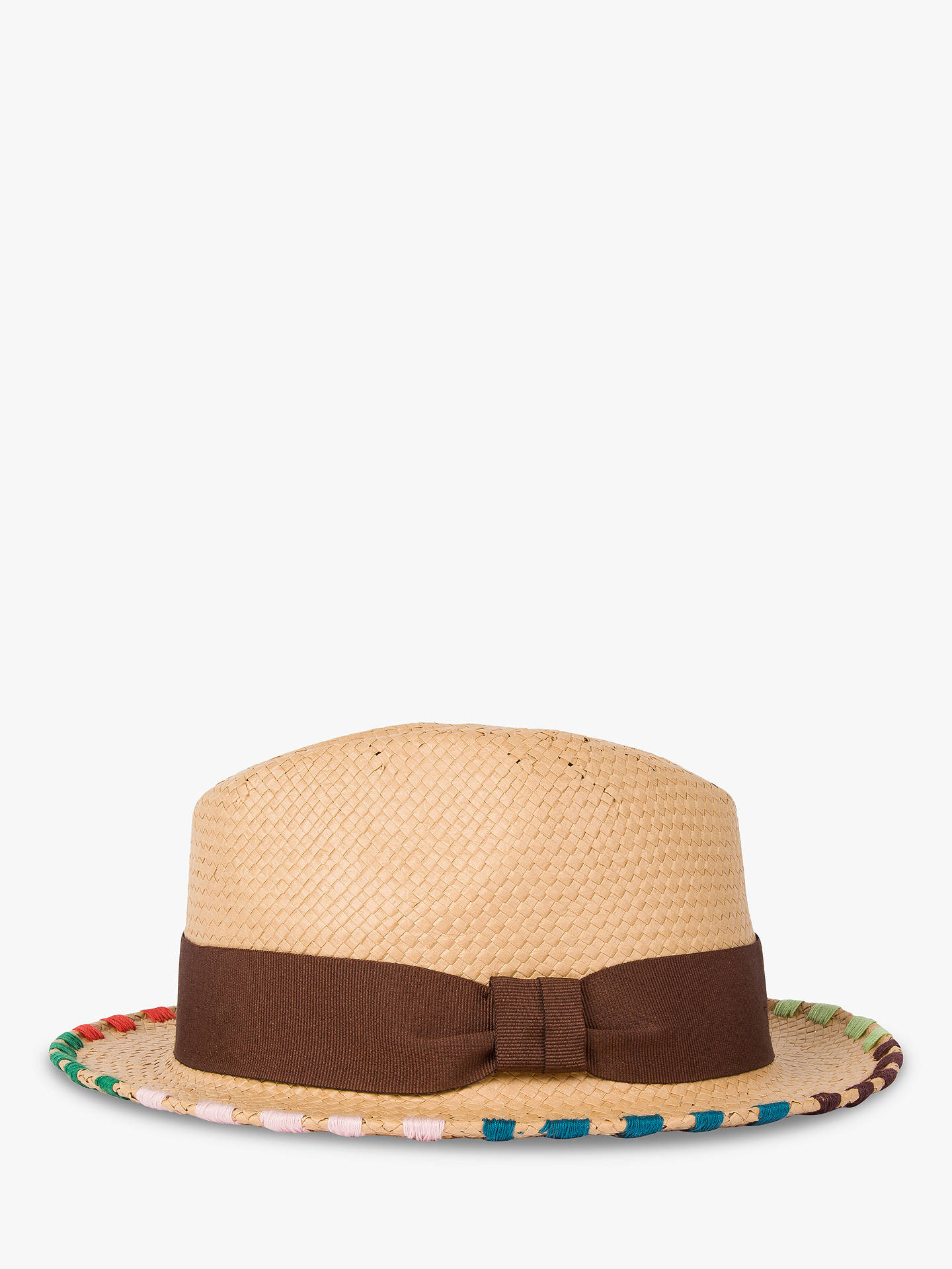 153ea232bb0ca Buy Paul Smith Fedora Hat