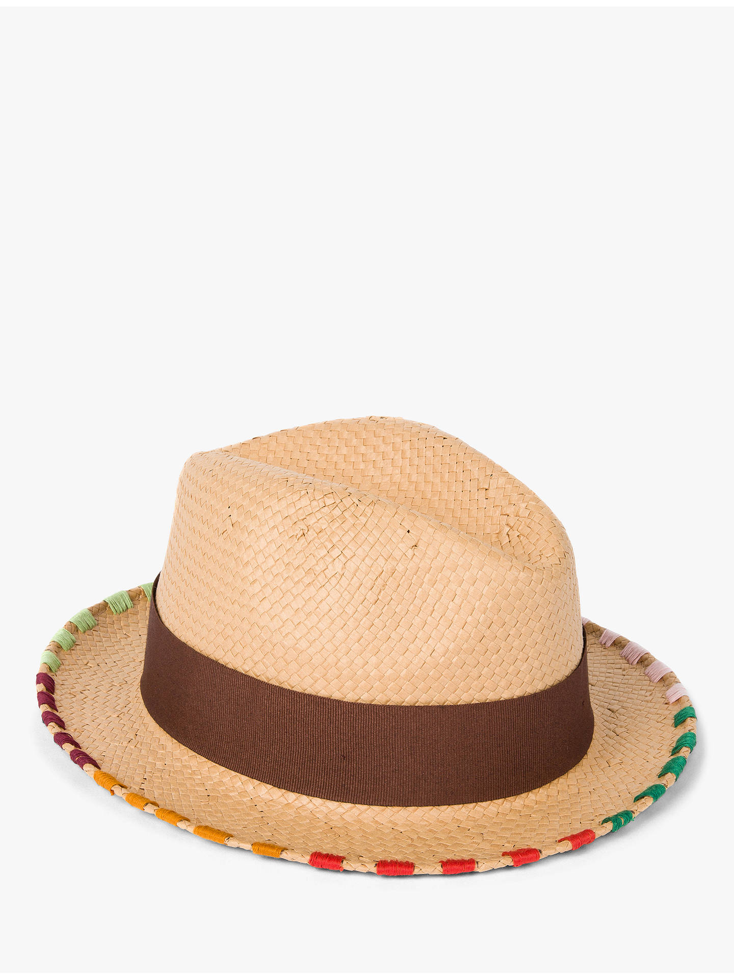 56461b9656b9b ... Buy Paul Smith Fedora Hat