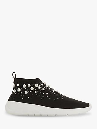 Dune Ellex Embellished Sock Trainers