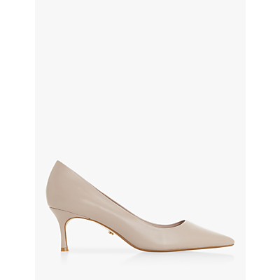 d3b14563b809 Dune Astal Pointed Toe Court Shoes