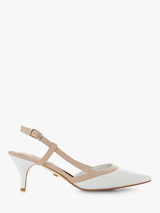 0b866db9771f Dune Corraly Sling Back Court Shoes
