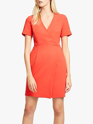 French Connection Whisper Ruth Wrap Dress