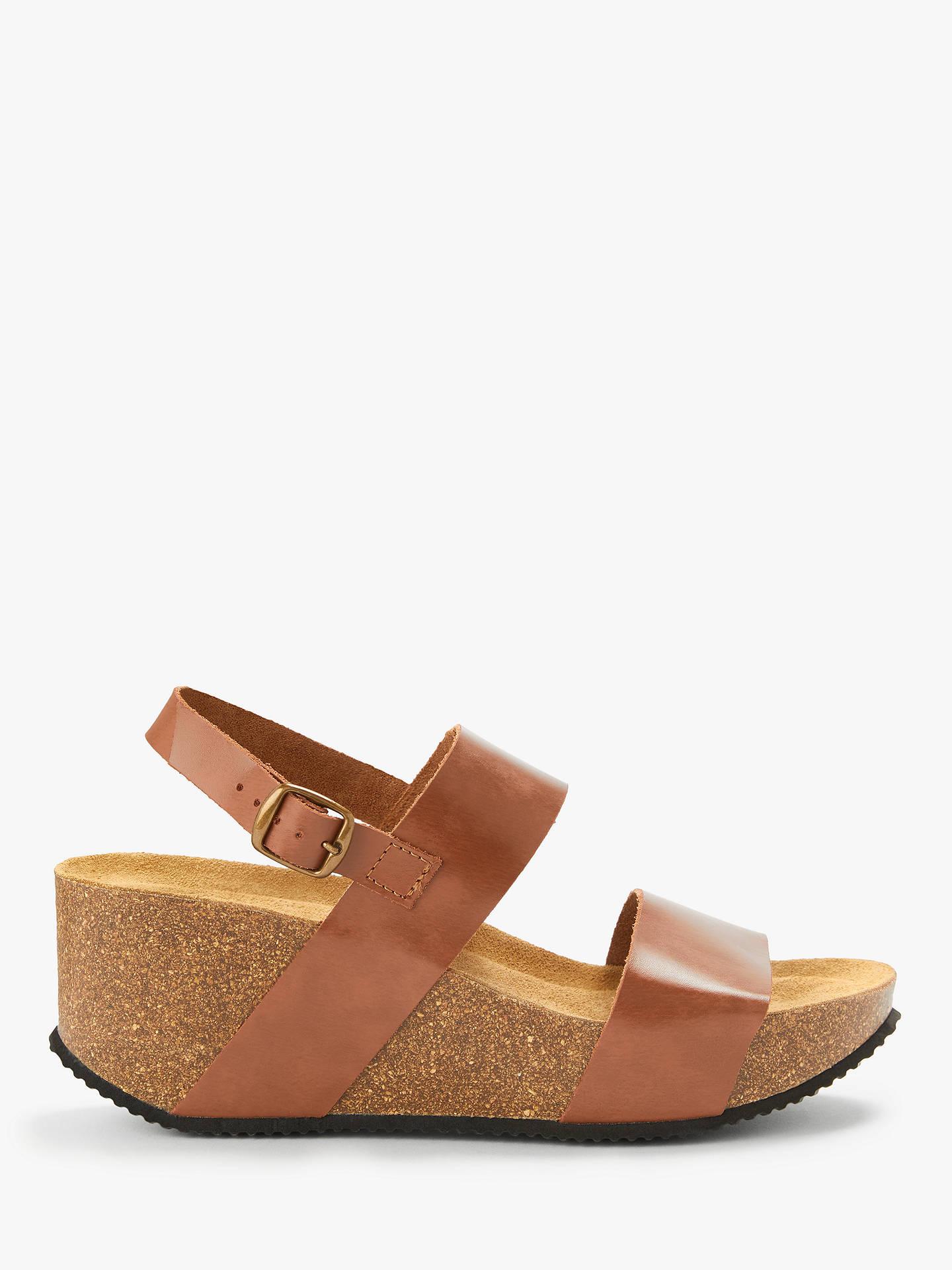 ab67ff8ae0e Kin Kerry Slingback Flatform Sandals at John Lewis   Partners