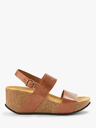 3943d42beb1a Kin Kerry Slingback Flatform Sandals