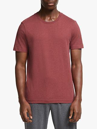 9a968e8d1 John Lewis   Partners Melange Organic Cotton Lounge T-Shirt