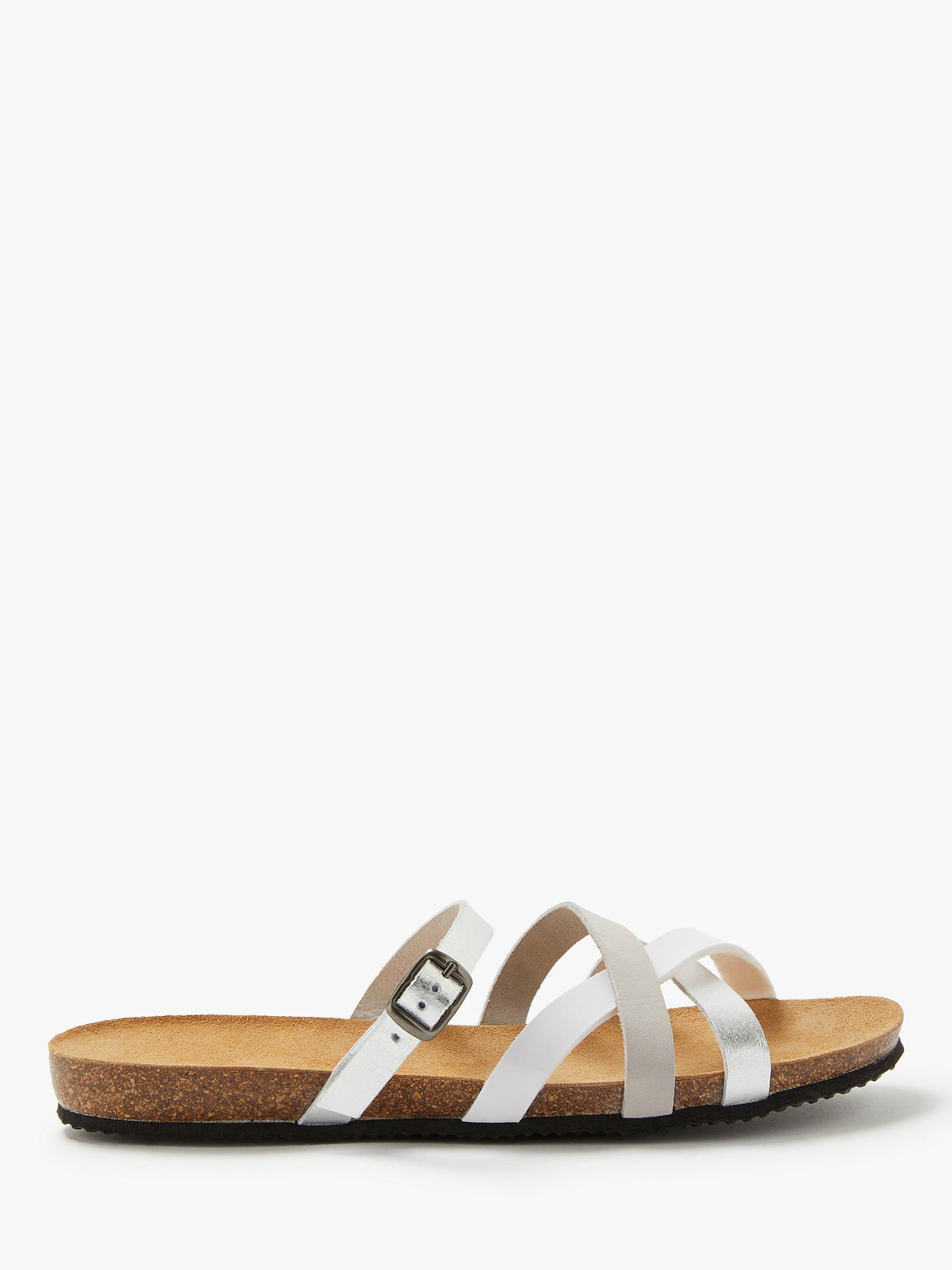 1480c761c72e John Lewis   Partners Lois Open Toe Flat Sandals at John Lewis ...