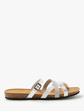 a8eb645df7c John Lewis   Partners Lois Open Toe Flat Sandals