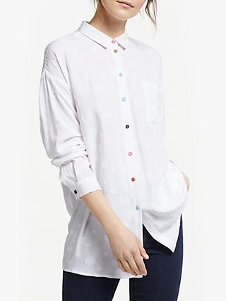 Numph Jocasta Shirt, White