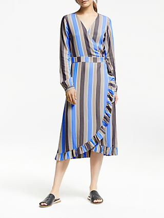 Numph Jemima Striped Dress, Regatta