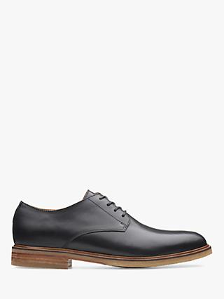 Clarks Clarkdale Moon Leather Derby Shoes