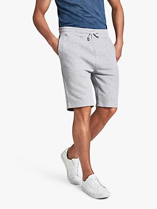 HKT Loopback Branded Lounge Shorts