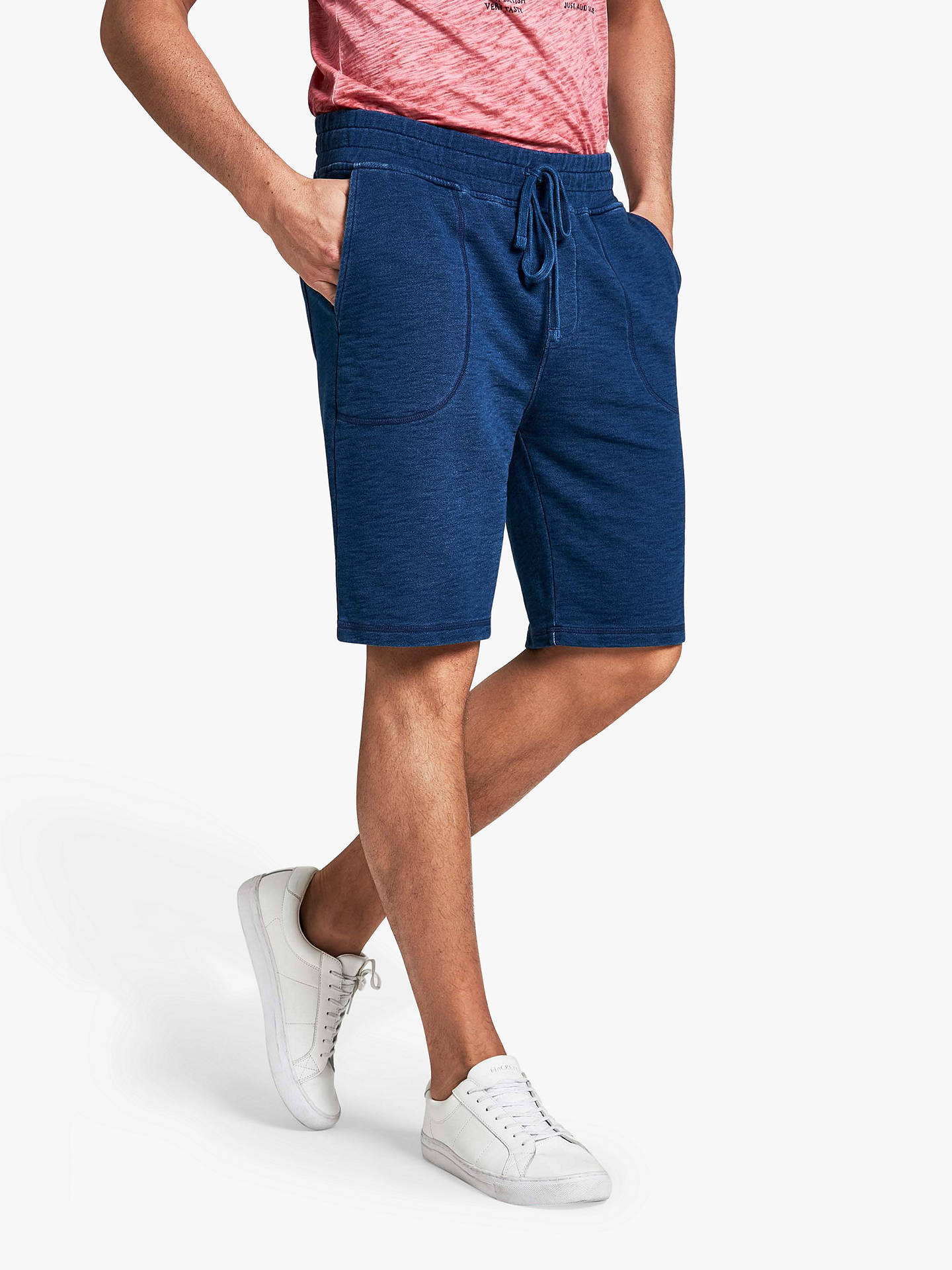 HKT Loopback Branded Lounge Shorts at John Lewis   Partners ac8a5119a3