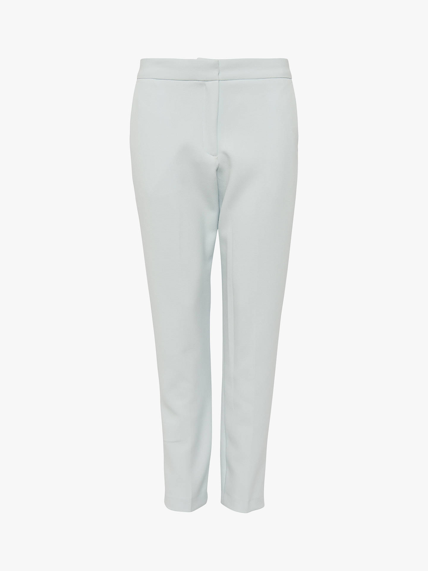 Buy French Connection Sundae Tailored Trousers, Cool Dream Blue, 8 Online at johnlewis.com
