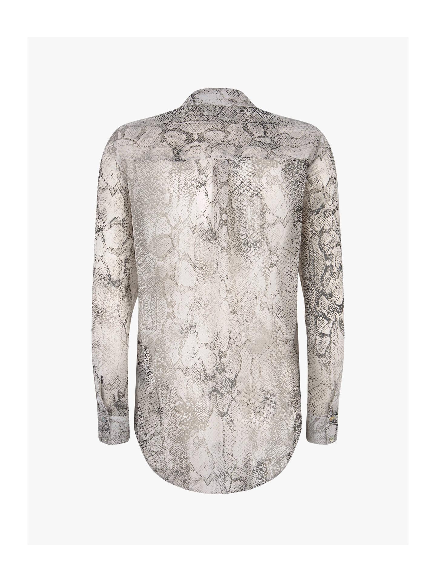 725038d9af578 ... Buy Mint Velvet Sasha Snake Print Shirt