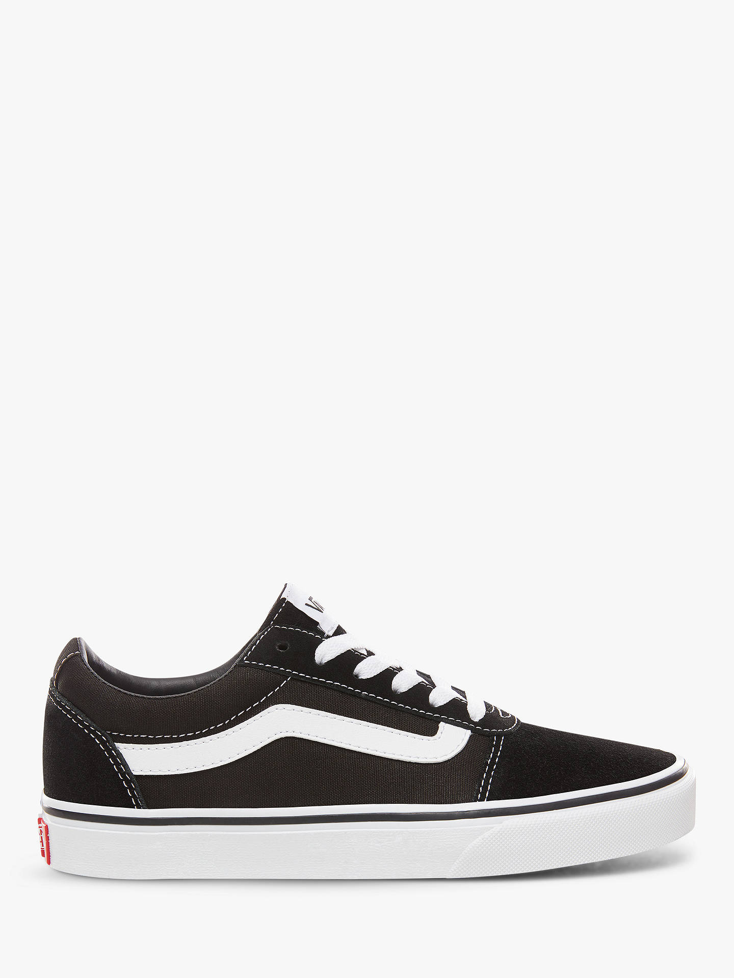 04db4f3c8aa Vans Ward Lace Up Trainers at John Lewis   Partners