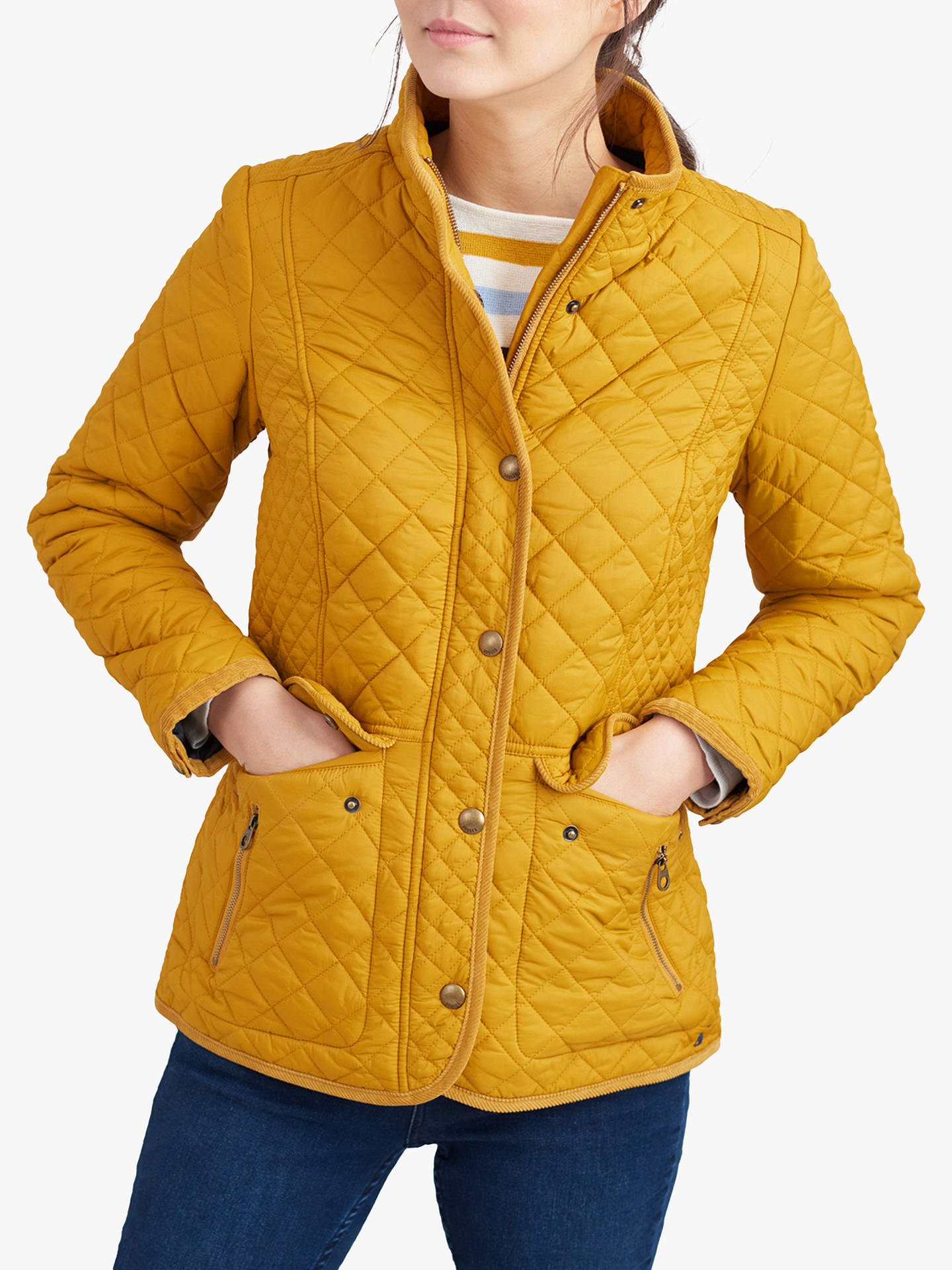 46f2350c65c2 Buy Joules Newdale Quilted Coat