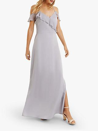 Oasis Ruffle Maxi Dress