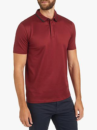 e5553966 HUGO by Hugo Boss Darseille Slim Fit Polo Shirt, Red