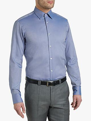 5a26fe4ef HUGO by Hugo Boss Velwin Oxford Shirt, Navy Blue