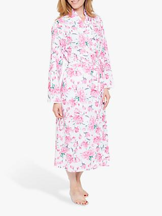 57a596feeb Nora Rose by Cyberjammies Pearl Floral Cotton Dressing Gown