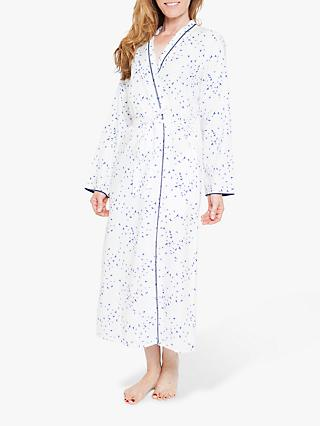 Nora Rose by Cyberjammies Adele Bird Print Dressing Gown a833101a9
