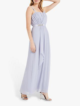 Phase Eight Ilenia Drape Maxi Bridesmaid Dress