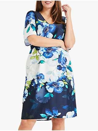 Studio 8 Anise Floral Dress, Multi