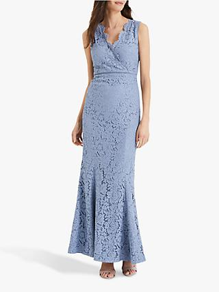 Phase Eight Paola Bridesmaid Dress, Powder Blue