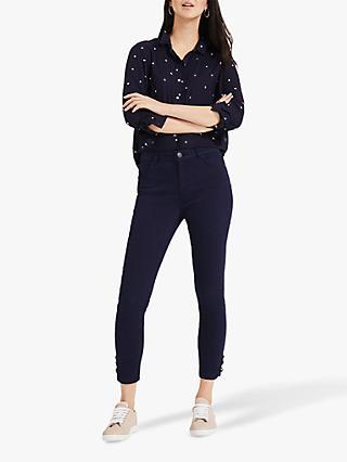 1d1b51c2f4d Phase Eight Ali Lace Hem Jeans