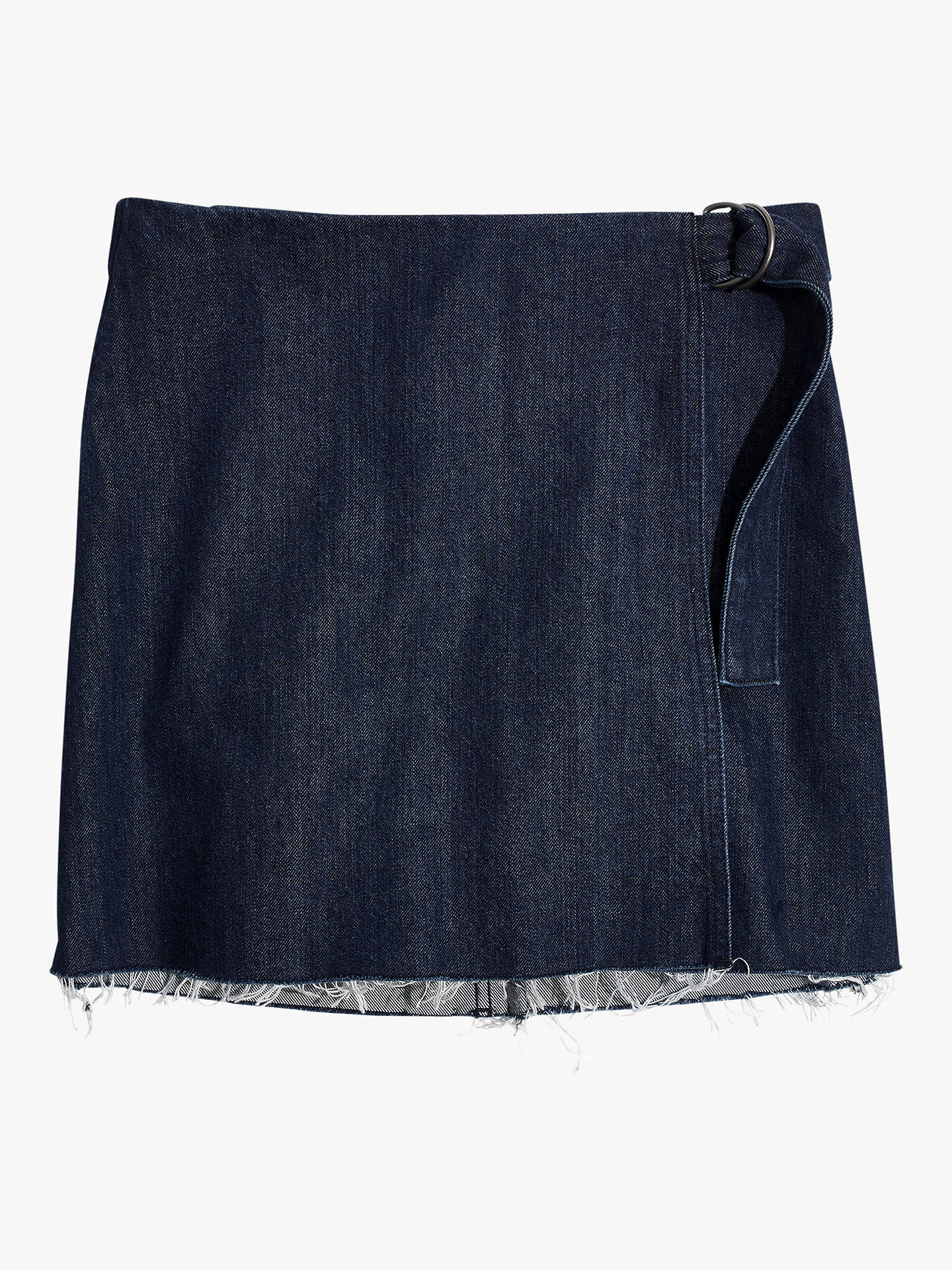 30e84af627b8 Denim Wrap Skirt Madewell - raveitsafe