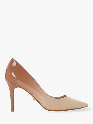 c10eb0be8250 Dune Ambre Stiletto Heel Court Shoes